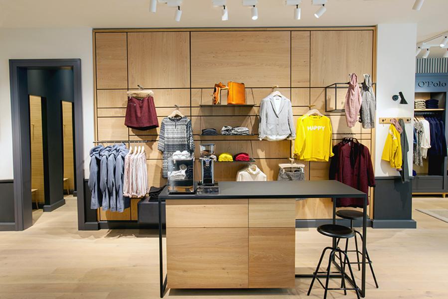 zum halben Preis Qualität Original wählen Marc O'Polo Stores in Ravensburg, Kempten und Mannheim ...
